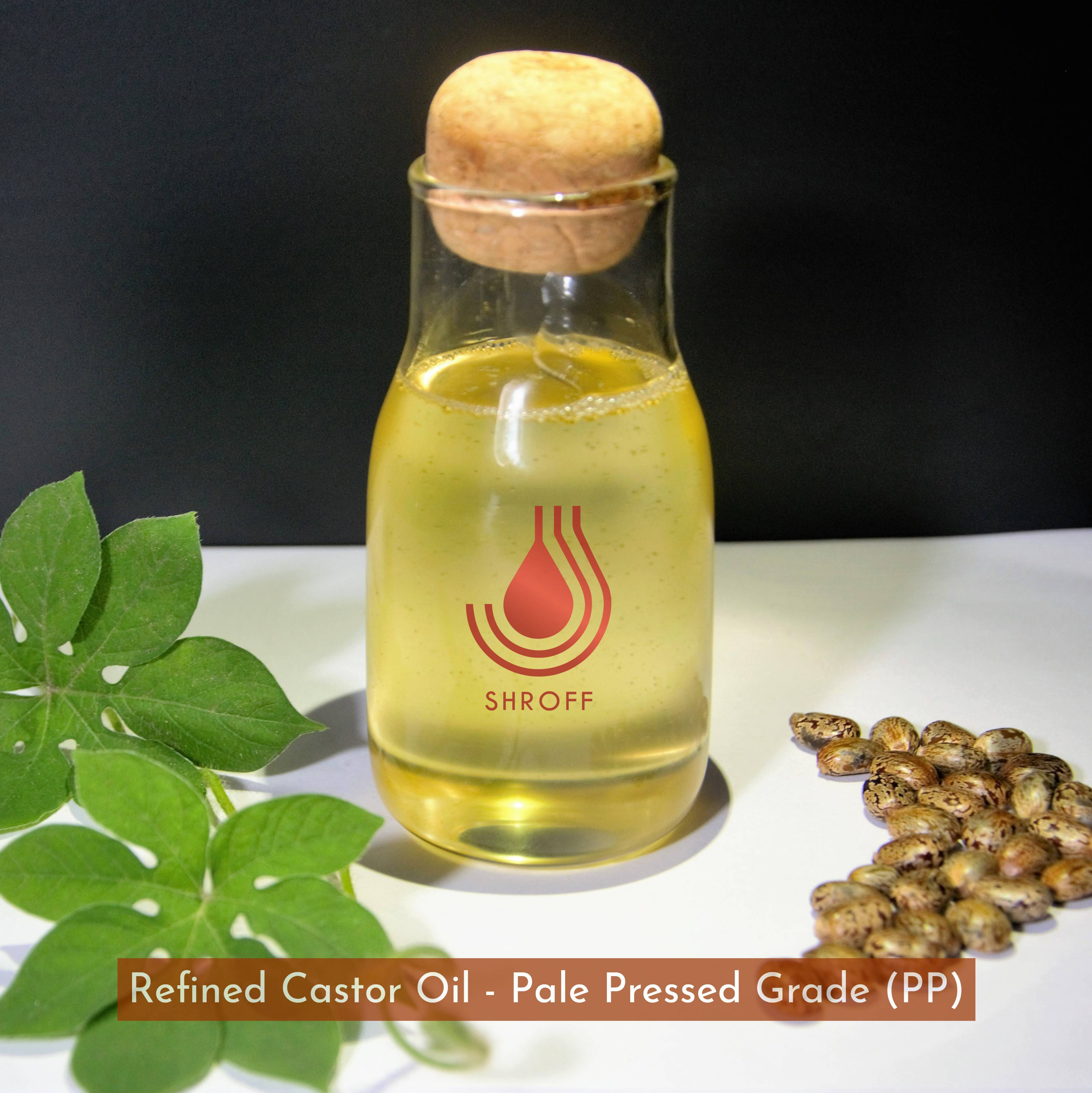 Refined Castor Oil - Pale Pressed Grade (PP)